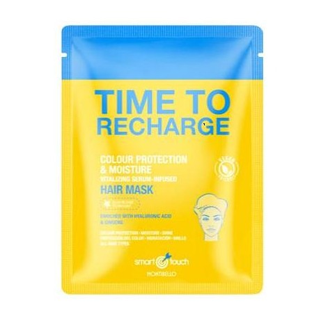 Montibello Time to Recharge Colour Protection Hair Mask 30ml