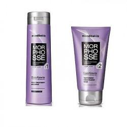 Zestaw Montibello Morphosse maska 150ml + szampon 300ml