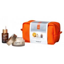 Zestaw Sesderma C-VIT Antiox Booster krem 50ml + serum 30ml + kosmetyczka