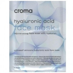 Croma Princess Hyaluronic Acid Face Mask 28g