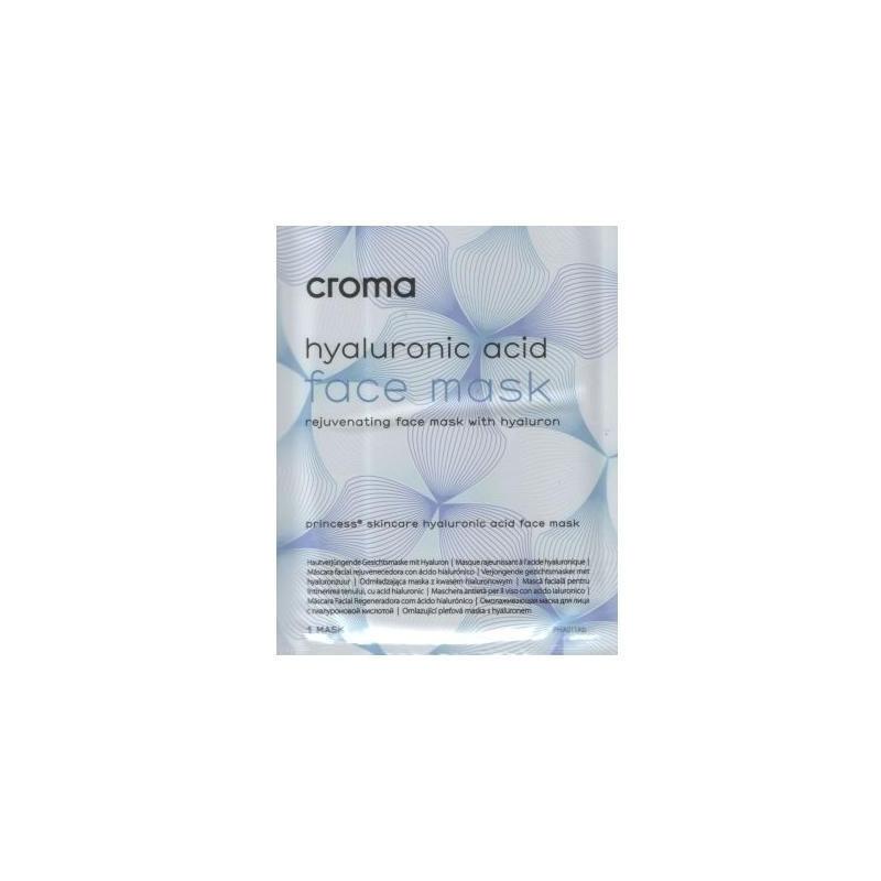 Croma Princess Hyaluronic Acid Face Mask 28g